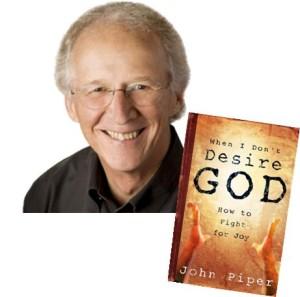John Piper Desire God Color